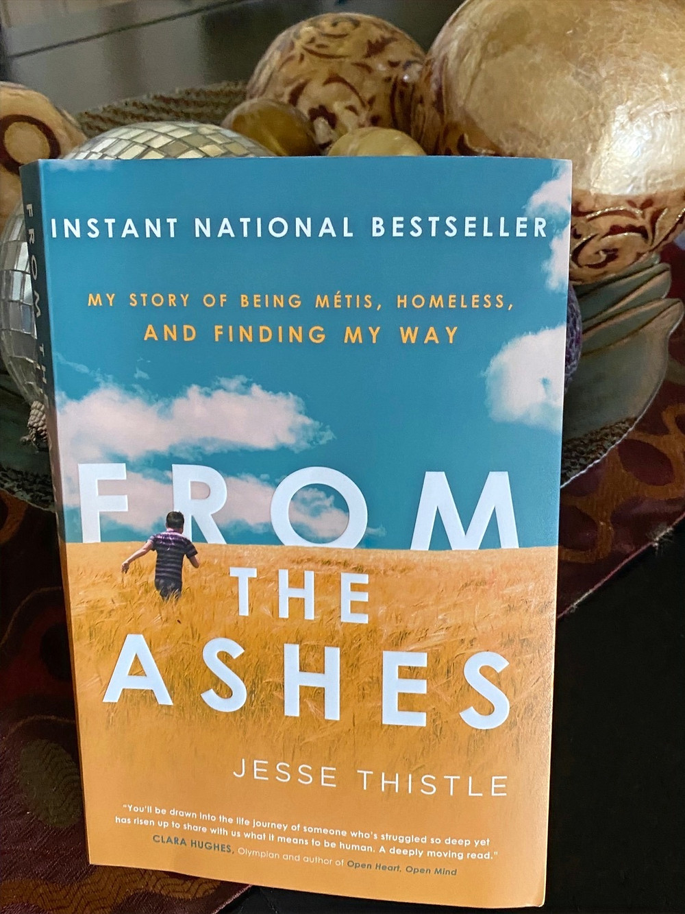 Book Review: From the Ashes