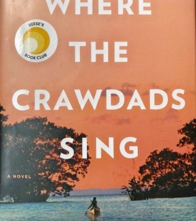 Book Review: Where the Crawdads Sing, by Delia Owens