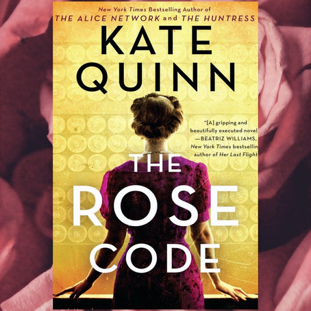 Book Review: The Rose Code