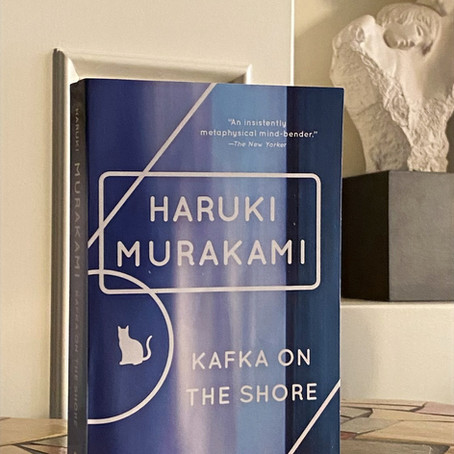 Book Review: Kafka on the Shore
