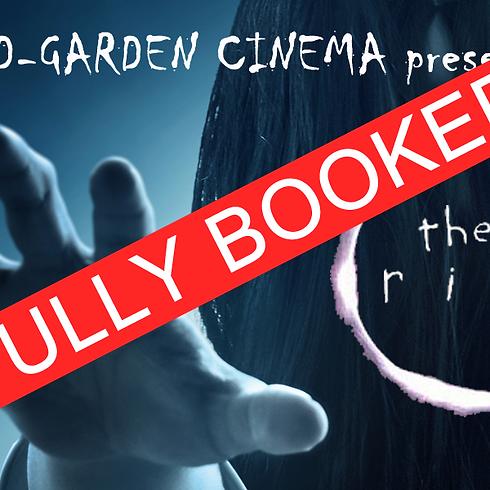 Sound-Garden Cinema presents The Ring
