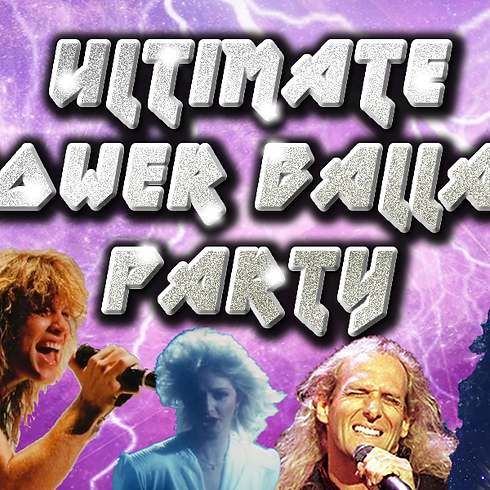 Ultimate Power Ballad Party