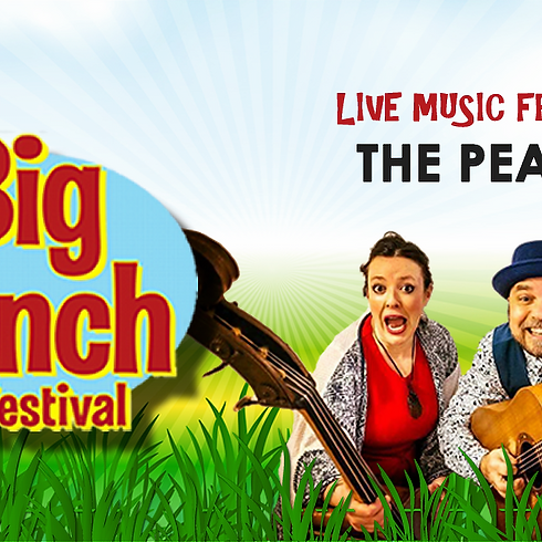 Big Lunch - with The Peas