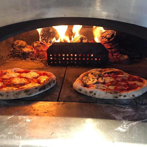 Saturday Night Pizza & Pint