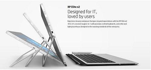 """HP Elite x2 1012 G2 12.3"""" Tablet i5-7300U 8GB 256GB Win10 Pro WWAN"""