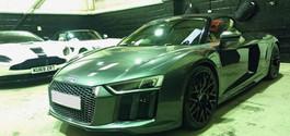 Audi R8 New Car Detail