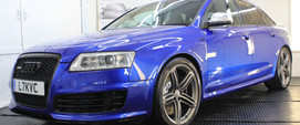 the Audi RS6