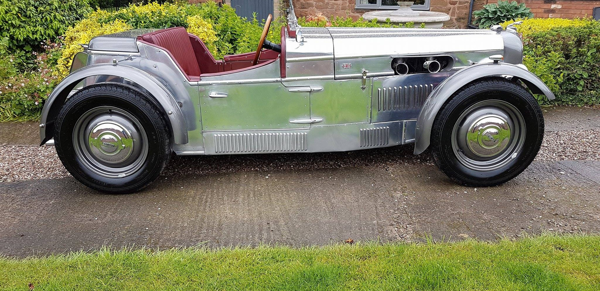Detailing Classic car
