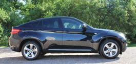 BMW X6  paint correction