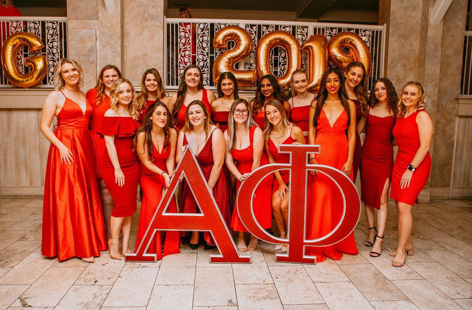 Red Dress Gala 2019