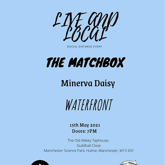 Minerva Daisy LIVE @ The Old Abbey Tap House - Live & Local