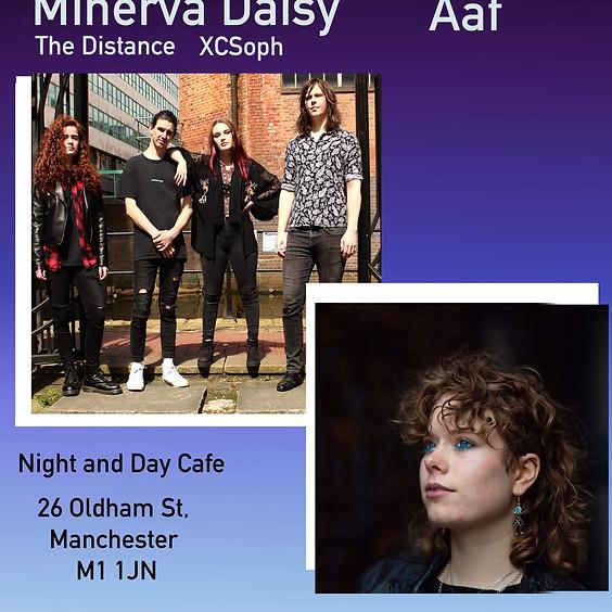 Unlocked Live with dual headline Aaf & Minerva Daisy