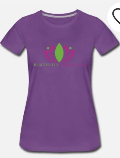 Purple BC T-shirt