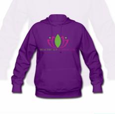 Purple BC Hoodie