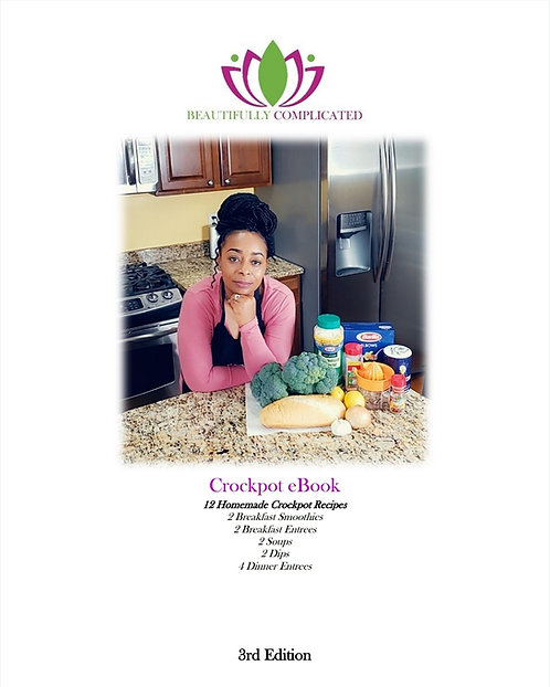 Crockpot E-book