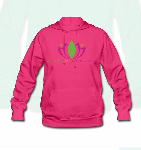 Pink BC Hoodie