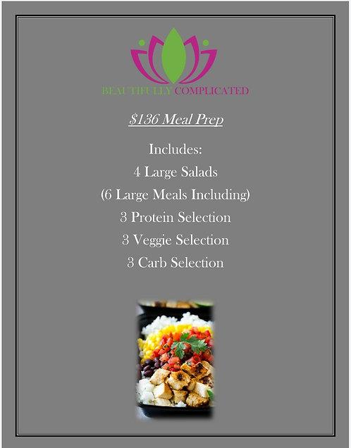 $136 Meal Prep