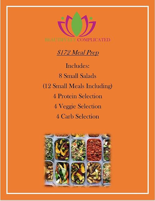 $172 Meal Prep