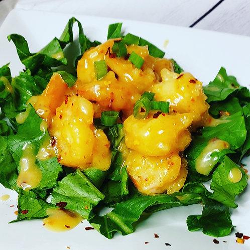 Firecracker Shrimp Salad