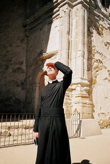 priest in San Diego
