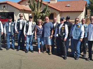 Kingman AZ Officer Shot - Donation