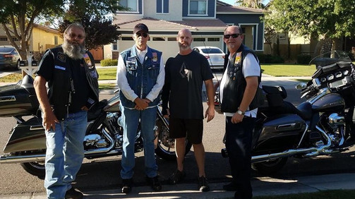 Donation for Injured Tempe Officer Fink