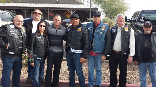 Arizona Choir Boys LEMC Donation, Phoenix Officer O'Campo Stabbed On-Duty Injury