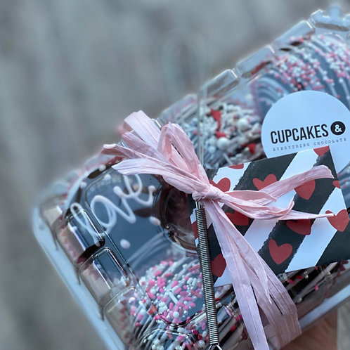 Valentines Hot  Chocolate Bombs ***4 pack***