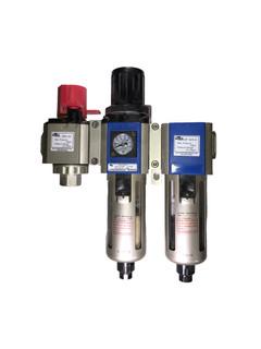 Air Regulators & Filter System