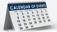 2017 Calendar of Events