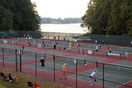 Lake Chatuge Pickleball