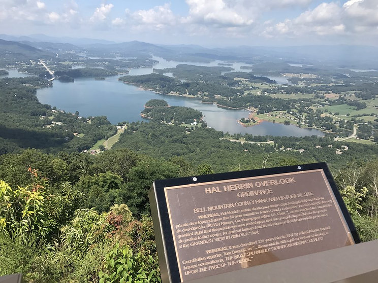 Bell Mountain Hiawassee Georgia