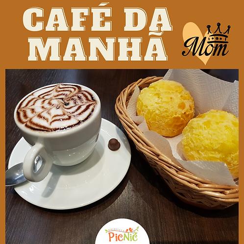 CAFÉ DA MANHÃ - DIA DAS MÃES