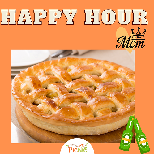 HAPPY HOUR - DIA DAS MÃES