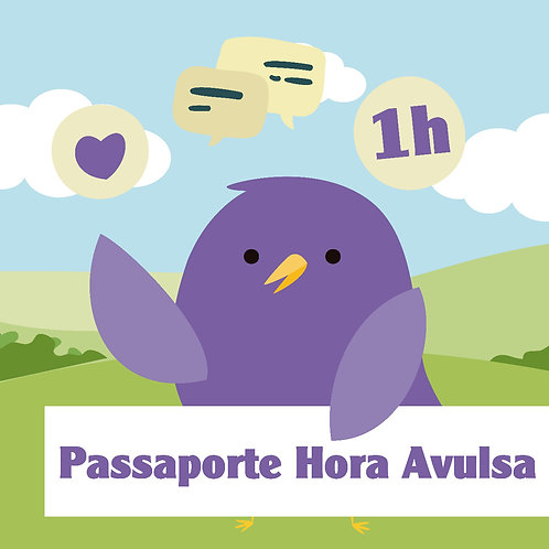 PASSAPORTE - HORA AVULSA