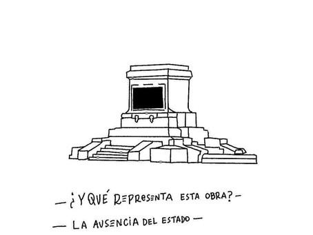 Monumentos, espacio público y sociedad:  Plaza Dignidad y el Monumento Baquedano