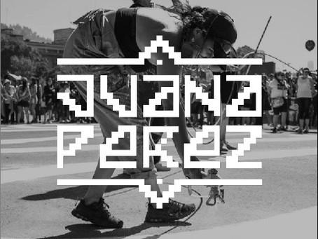 Juana Pérez: Mujeres escribiendo la calle