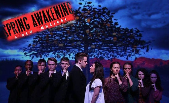 Theatre Nebula presents Spring Awakening, Marc 2019