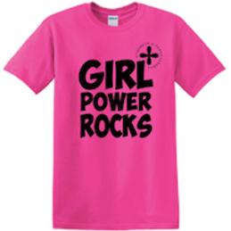 Women's Girl Power T-Shirt