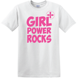 Adult Unisex Girl Power T-Shirt