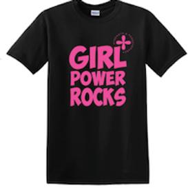 Adult Unisex Girl Power T-Shirt