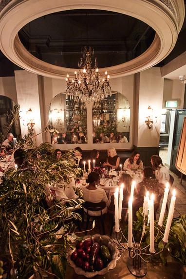 Camillia & Marc Nostalgia Dinner, Bambini Trust Sydney