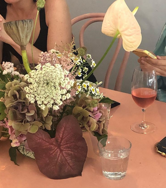 RUSSH X Vestiaire Collective Lunch, Chin Chin Sydney