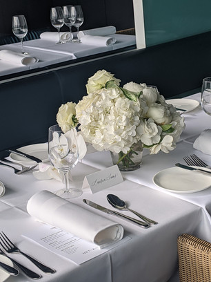 Net-a-Porter, Icebergs Dining Room & Bar