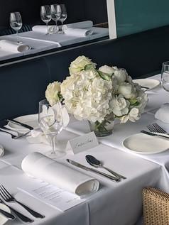 Net-a-Porter, Icebergs Dining Room & Bar