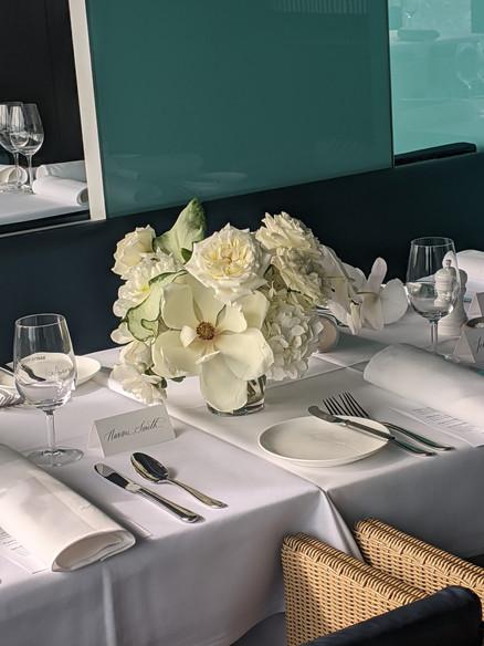 Net-a-Porter Christmas Lunch, Icebergs Dining Room & Bar