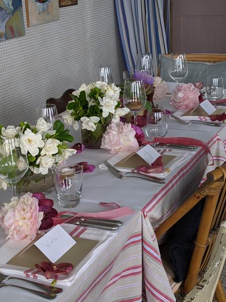Private Lunch celebration, Sean's Panorama Bondi