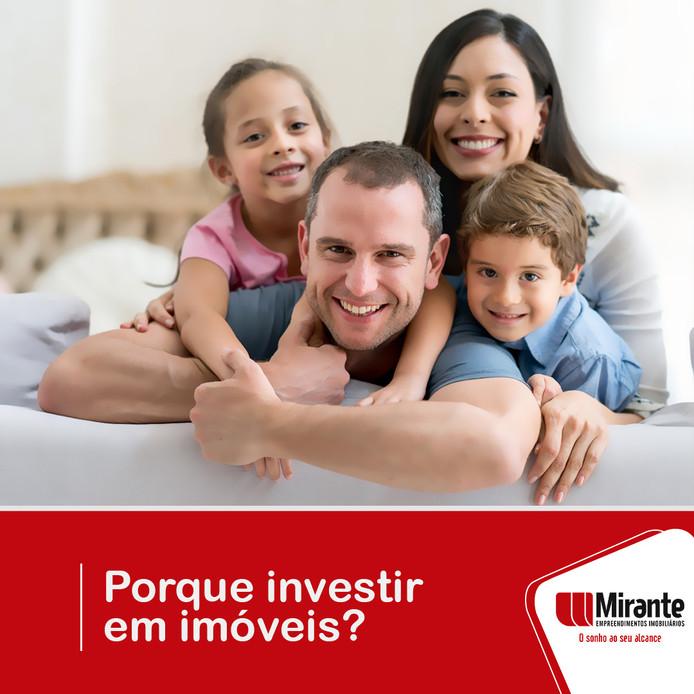 Porque é uma boa opção o investimento em imóveis?