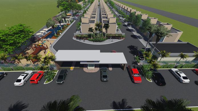 Condominio Mirante Village já iniciou a segunda etapa