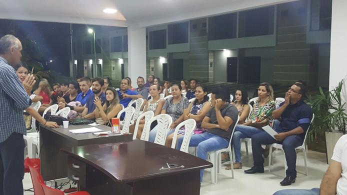 Mirante realiza assembleia de instituição de condomínio Mirante Village